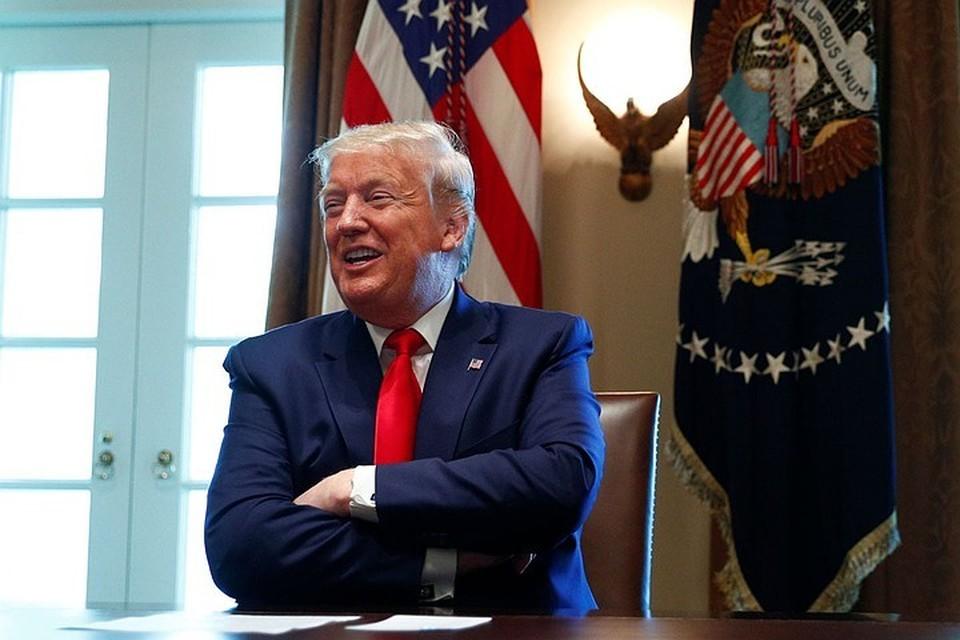 Трамп считает его своим кумиром Джексона