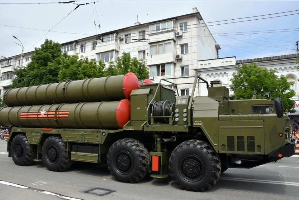 Парады Победы в Крыму прошли 24 июня