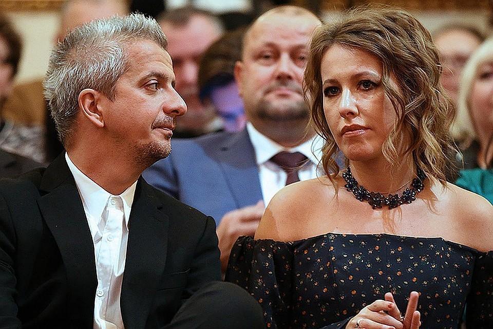 Константин Богомолов и Ксения Собчак. Фото: Петр Ковалев/ТАСС.