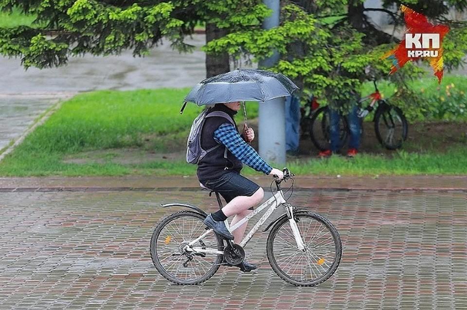 Экстренное предупреждение: На Нижний Новгород надвигаются грозы, ливни, град и ураганный ветер.