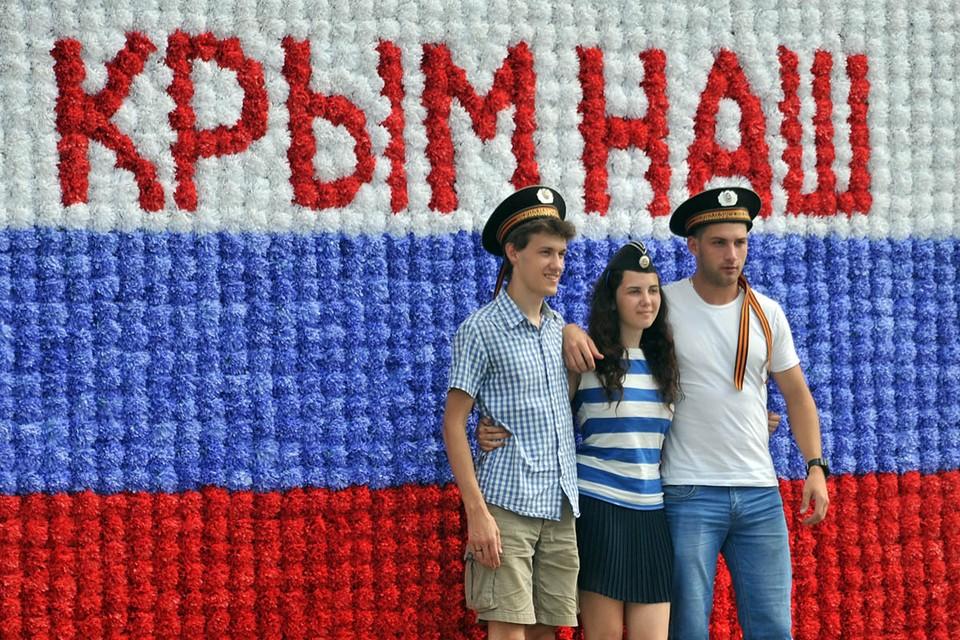 Верховная Рада Украины стремится внести свой вклад в «возвращение» Крыма на Незалежную.
