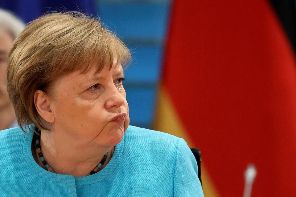 Канцлер ФРГ дала большое интервью европейским газетам, где рассказала о будущем Европы