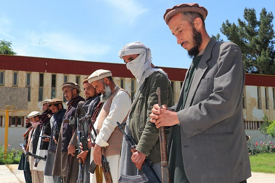 Точку в споре поставил сам «Талибан»