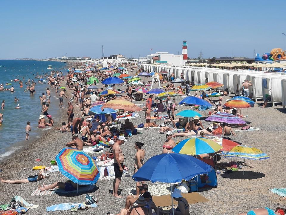 В июле ожидается полуторамиллионный туристический поток