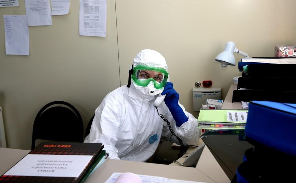 За сутки в регионе выявлено 48 заболевших.
