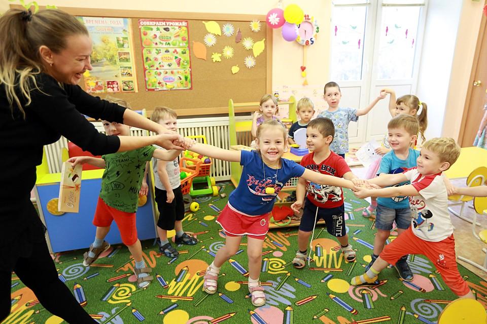 В прежнем режиме детские сады заработают на территории Подмосковья с 6 июля