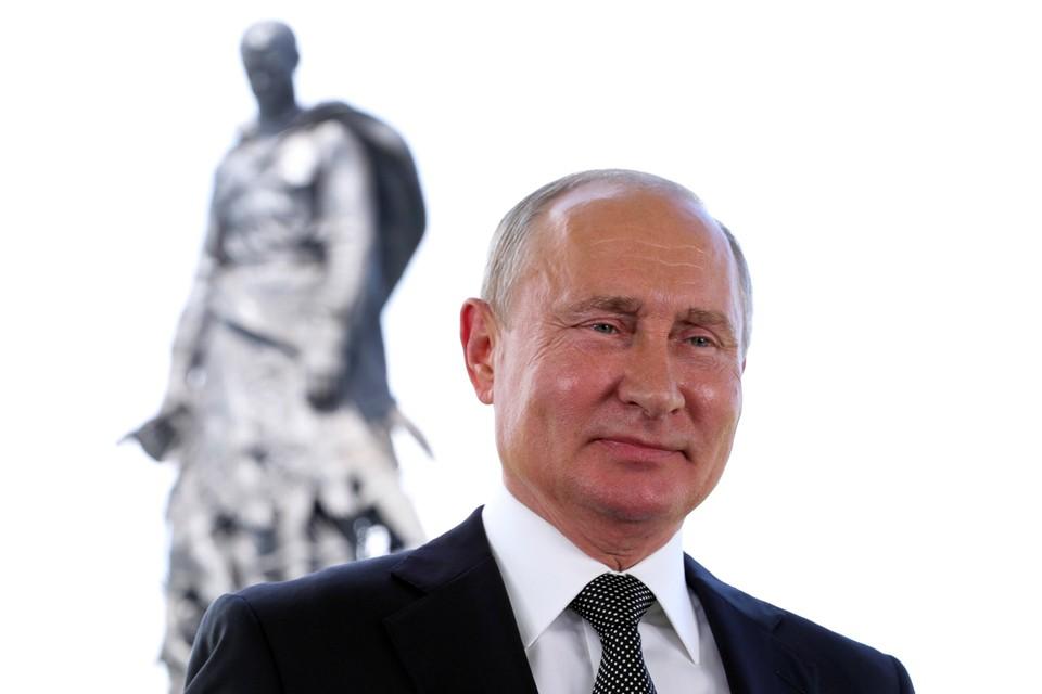 Глава государства подчеркнул, что все предложенные поправки вступят в силу только при поддержке граждан России. Фото: Михаил Климентьев/ТАСС