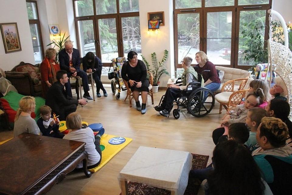 История волонтеров, которые помогают детям в омском хосписе, стала лучшей в июне Фото: БЦ помощи детям «Радуга»