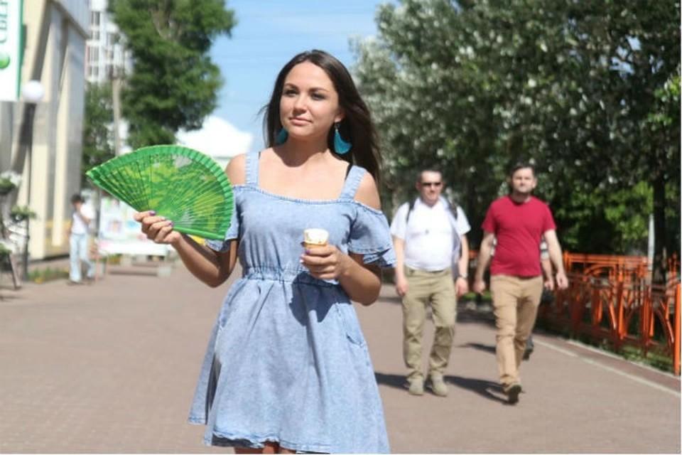 В Иркутске аномальная жара: топ-7 советов, как спастись от зноя