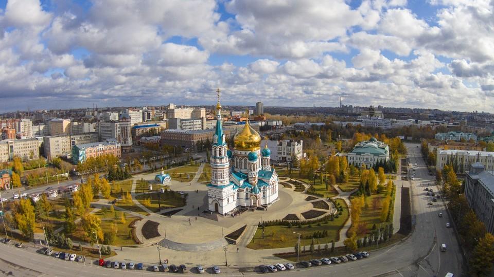 Омск - город трудовой доблести: что это значит. ФОТО:vk.com/aerokadr