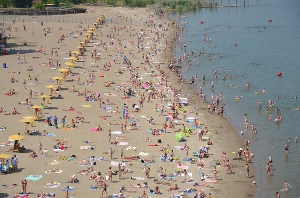Инспекторы ГИМС уже проверили пять пляжей в Новосибирске: ссе они соответствуют стандартам, но открыть их пока нельзя.