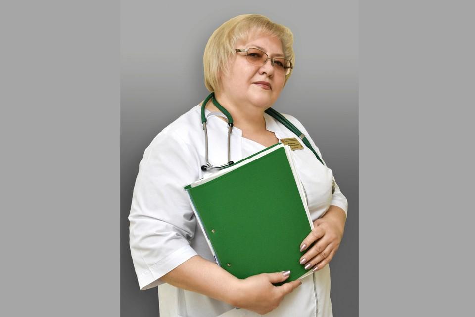 Елена Минакова / Фото БУЗ ВО «Павловская районная больница»