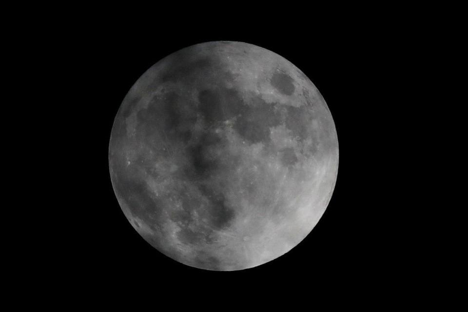 Лунное затмение 5 июля 2020 года