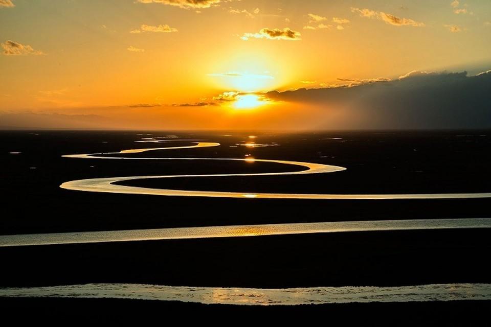 В Ханты-Мансийском районе идет снижение уровня воды в реках и повышение пожарной опасности