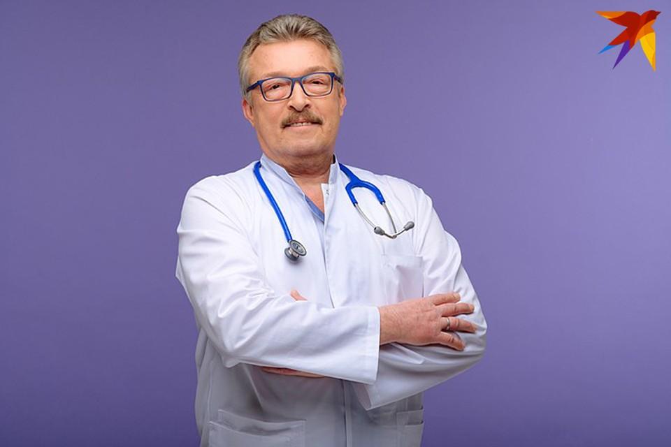 Известный белорусский врач-педиатр Дмитрий Чеснов рассказал об особенностях коронавируса у детей.