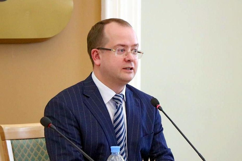 Похудел ли Сергей Карабасов в СИЗО, мы скоро узнаем. Фото: сайт администрации Рязани.
