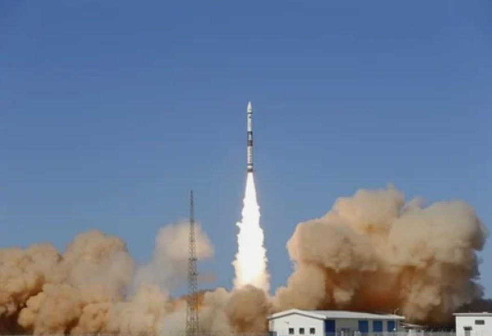 Первый запуск китайской ракеты-носителя «Куайчжоу-11» потерпел неудачу