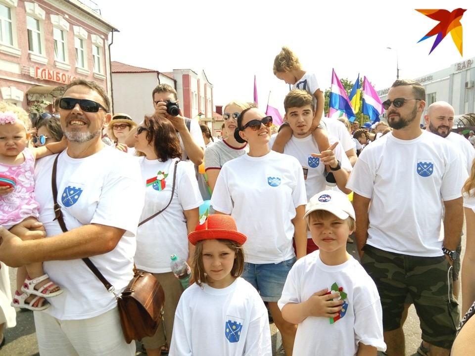 Это фото сделано в Глубоком. За 25 лет белорусов стало меньше на 835 тысяч человек. Это 44 таких города, как Глубокое.