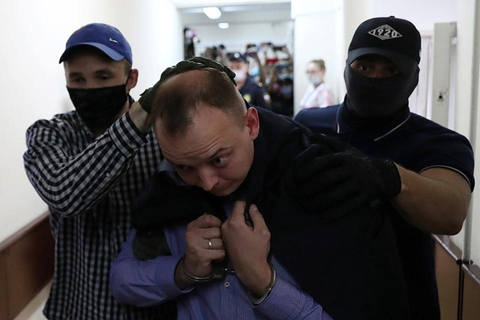 Арест Сафронова вызвал негодование прогрессивной общественности