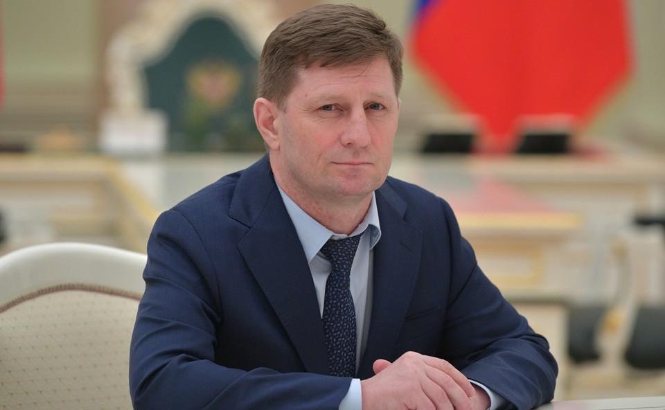 Сергея Фургала задержали утром 9 июля по обвинению в организации убийств предпринимателей в 2005 и 2006 годах