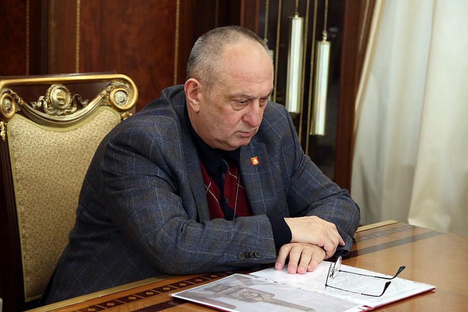Якуб Белхароев. Фото: ingushetia.tv