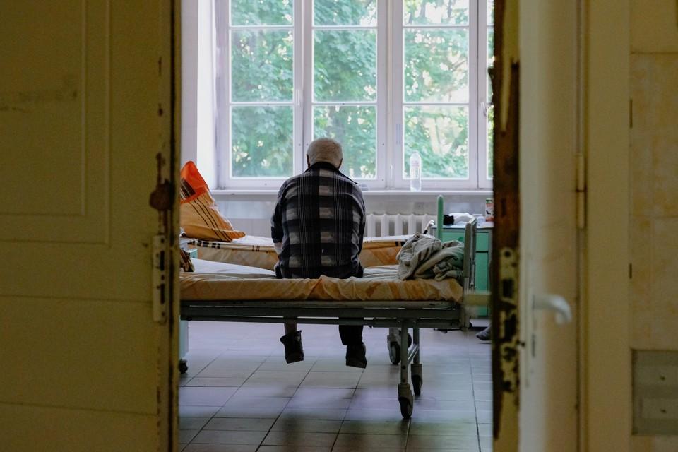Коронавирус особенно опасен для людей пожилого возраста.