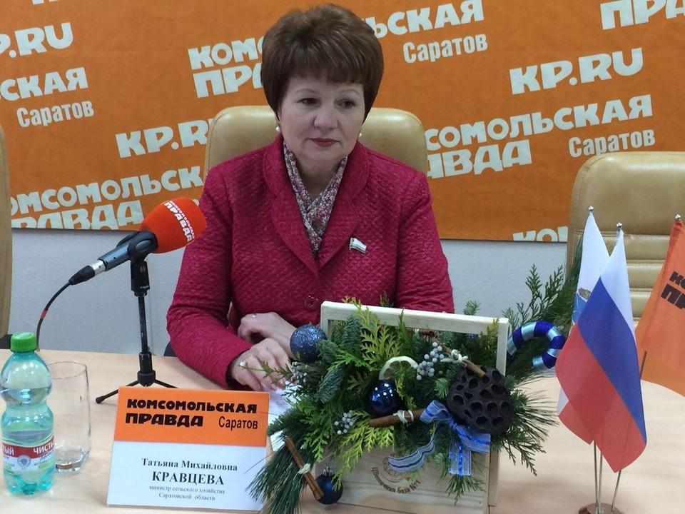 Татьяна Кравцева. Фото Юлии Кековой