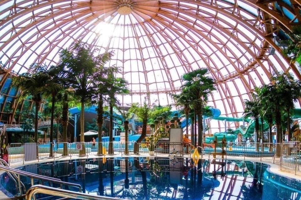Бассейны и банные комплексы Петербурга возобновили свою работу. Вместе с ними приготовился к приему гостей и аквапарк «Питерлэнд». ФОТО: Предоставлено «Питерлэндом»