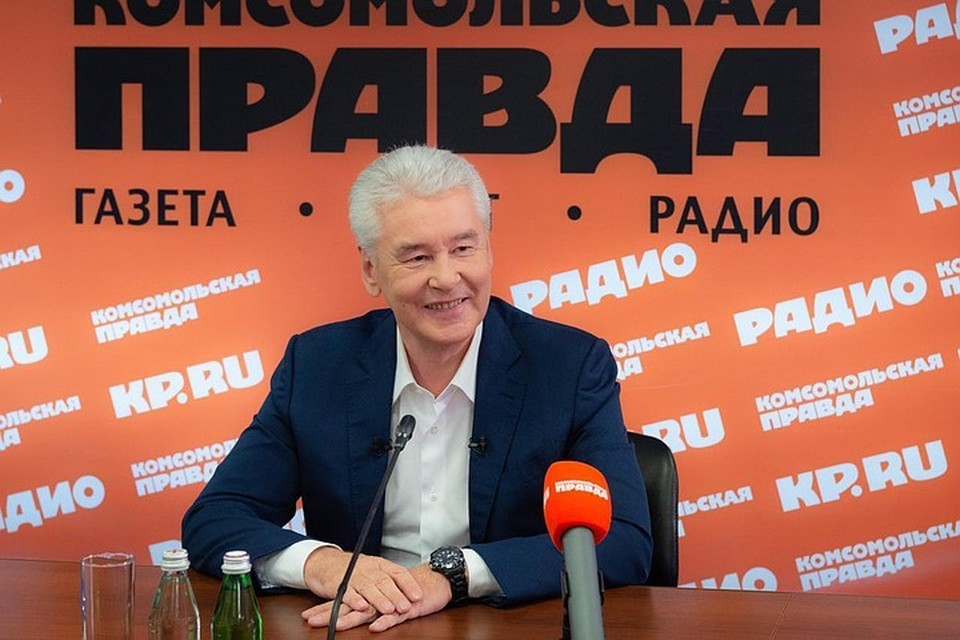 Мэр уверен, что повторный карантин Москве не грозит. Фото: Денис Гришкин/пресс-служба мэра Москвы.