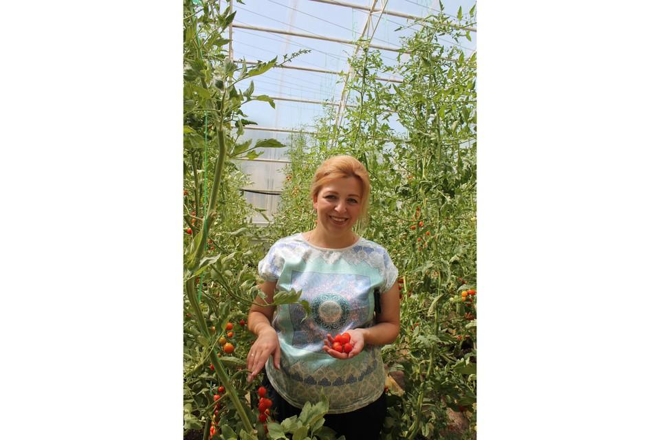 Светлана Нестерова планирует открывать новые магазины органических продуктов. Источник фото: всероссийский интернет-журнал Фермер/vfermer.ru