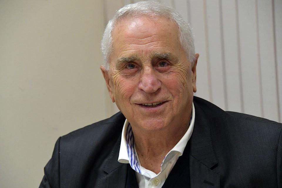 Вратарь Анзор Кавазашвили