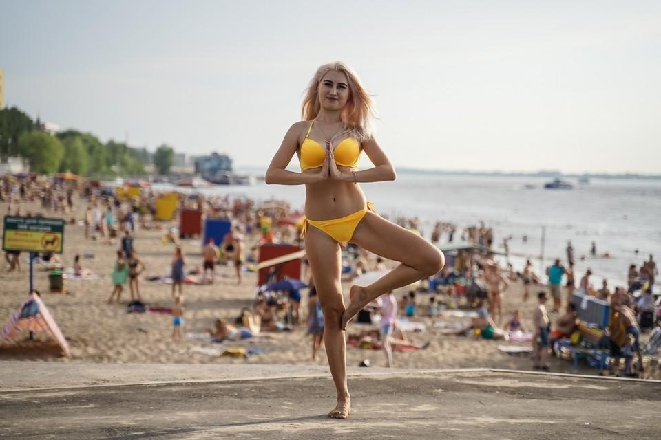 Лето – самое время позаботиться о себе и своем здоровье.