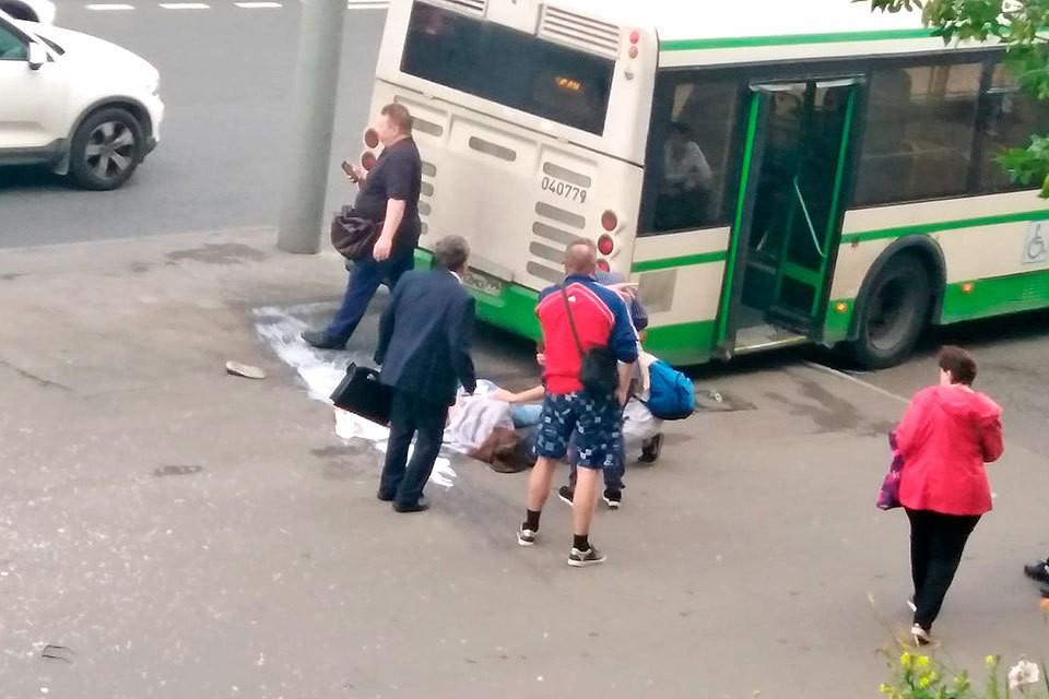 По информации МВД, пострадали три человека. Фото: Ким БАГИРОВ