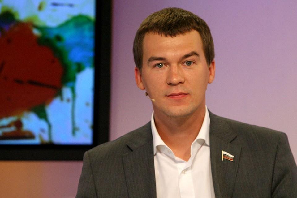 Михаила Дегтярева
