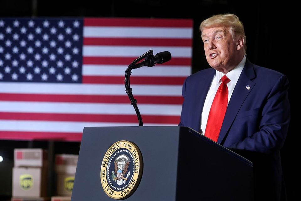 Президент США сделал странные заявления в интервью телеканалу Fox News