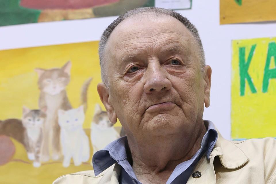 В сентябре знаменитый художник должен был отметить юбилей, 85 лет со дня рождения. Фото: Артем Геодакян/ТАСС