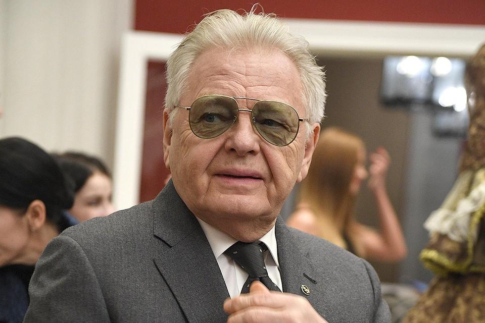 Композитор, певец Юрий Антонов.