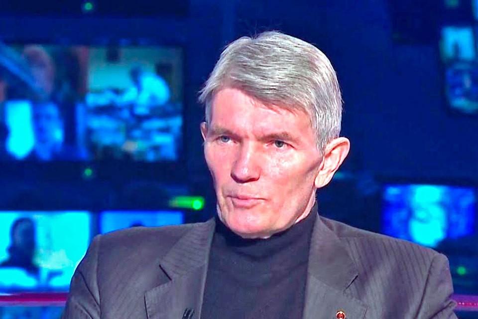 Профессор-экономист Сергей Семенищев.