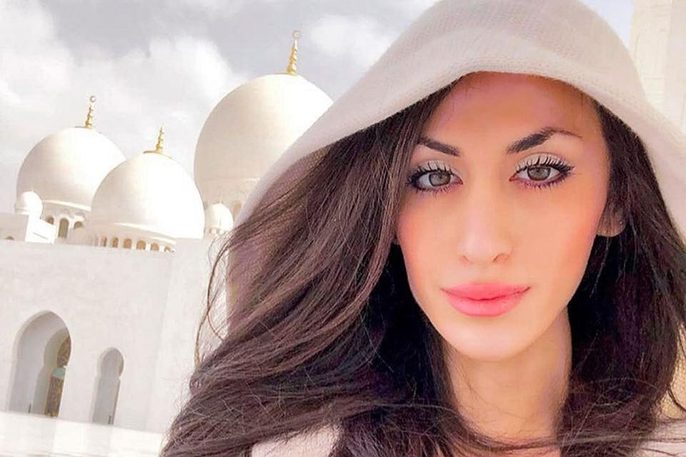 27-летняя блогерша Анна Амбарцумян