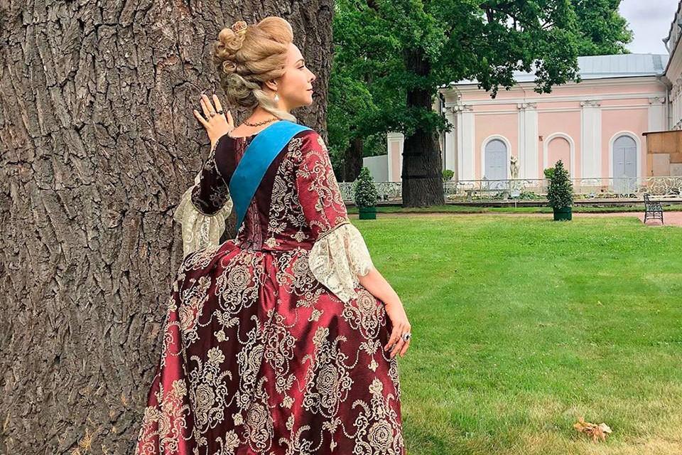 Екатерина Гусева сыграет императрицу Екатерину II
