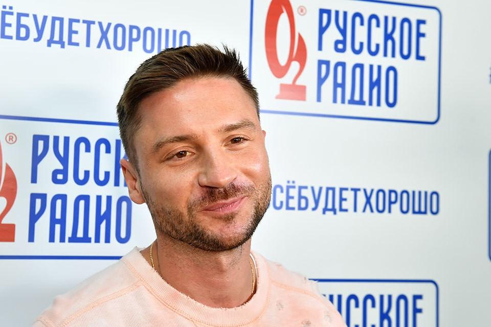 Сергей Лазарев рассказал, как похудел на карантине