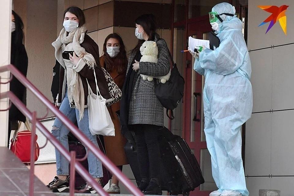 По официальным данным, общий тренд заболеваемости коронавирусом в Беларуси - поступательный устойчивый спад
