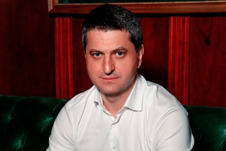 Лидер регионального отделения Всероссийской политической партии «Родина» Валерий Шинкаренко.