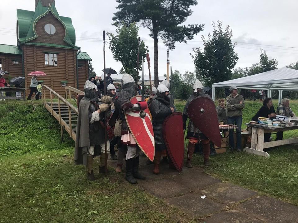 После победы русичей шведы не нападали на Новгородские земли вплоть до Невской битвы и Ледового побоища. Фото предоставлено КМСУ ММО ЛО.