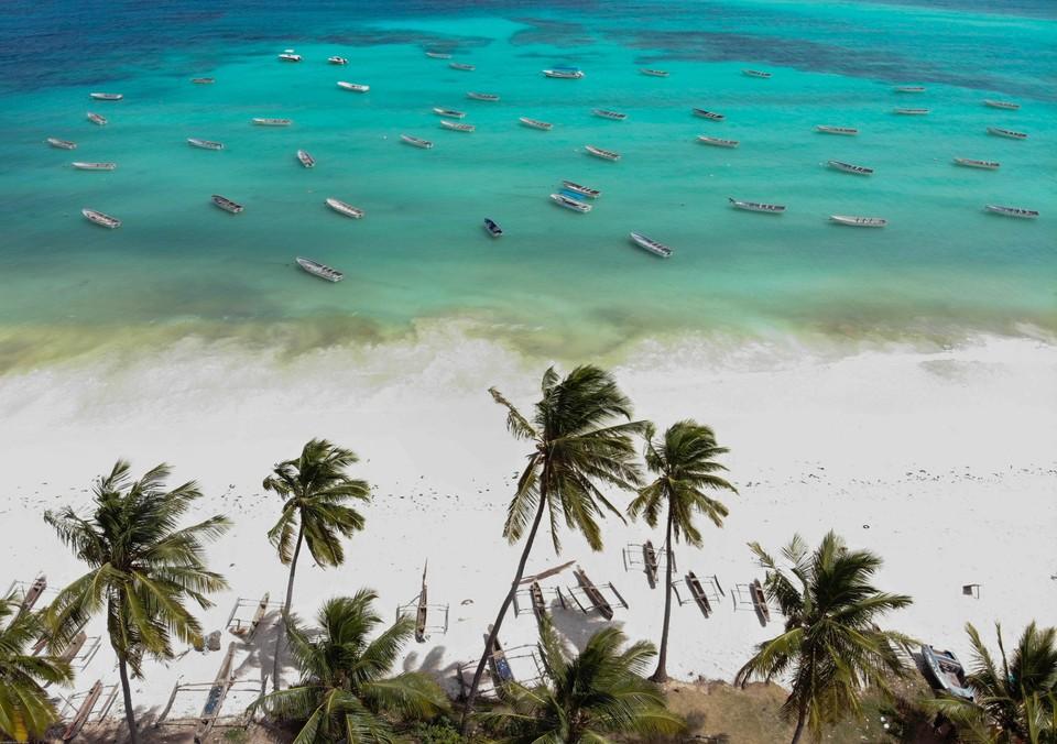 Остров Занзибар принадлежит Танзании