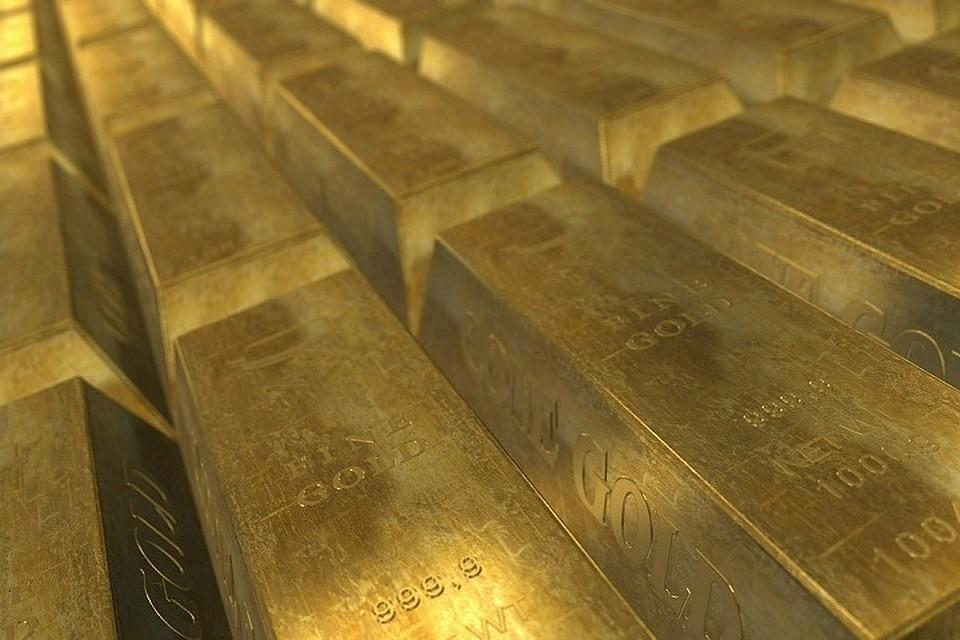 Золото ощутимо подорожало в Казахстане