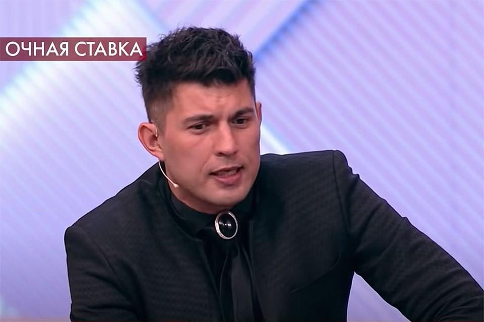 """Бари Алибасов-младший на передаче """"Очная ставка"""""""