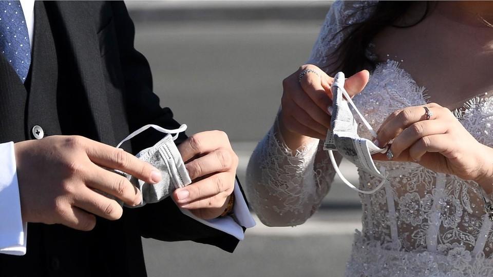 Свадьбы в Молдове массово переносятся. Фото: btv.md