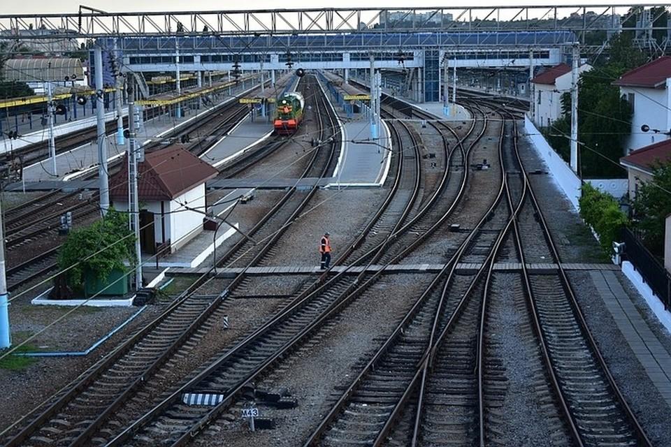 Станция Керчь - Южная начнет функционировать 1 сентября.