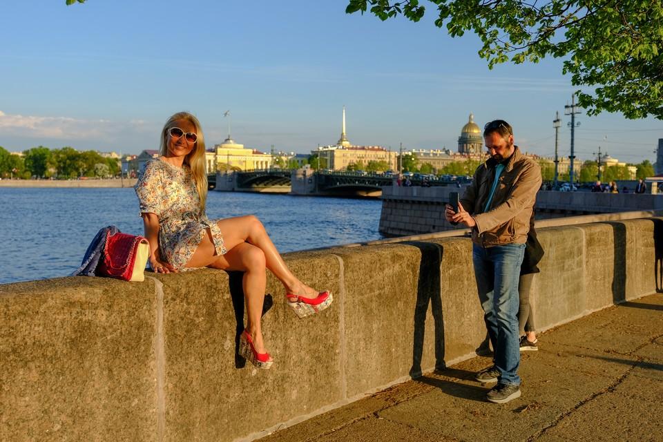 Уже 6 августа в Петербург вернется солнечная погода.